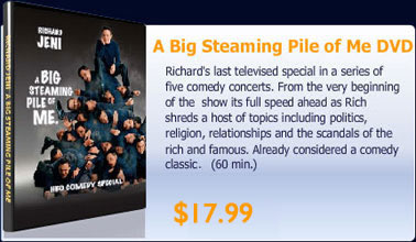 A Big Steaming Pile of Me DVD