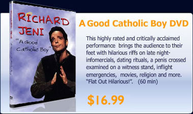A Good Catholic Boy DVD