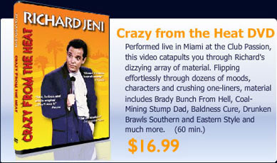 Crazy from the Heat DVD